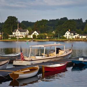 Mystic Wooden Boat Show